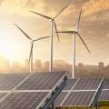 Доля солнца и ветра в производстве электричества достигла 10%
