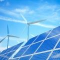 Комбинация солнечной и ветровой генерации и потребность в накопителях энергии