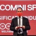 социальная деятельность компании Giacomini была отмечена наградой Welfare Champion 2020,