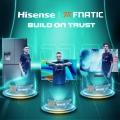 Hisense запустила программу поддержки спорта