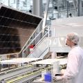 Новочебоксарский завод 'Хевел' произвел двухмиллионный гетероструктурный солнечный модуль