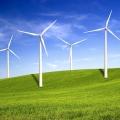 Рекордный рост мощностей ветроэнергетики