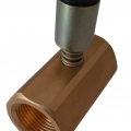 Новинка ООО «НПФ «РАСКО»: VE-PACKO-M ? кран кнопочный с медленным открытием уменьшенной металлоёмкости