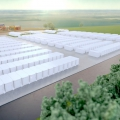 Крупнейшая система накопления энергии будет построена в Великобритании