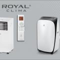 Новинки: мобильные кондиционеры от ROYAL Clima