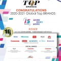 Hisense в рейтинге ведущих брендов