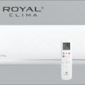 Новинка от ROYAL Clima: кондиционеры Renaissance