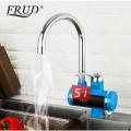 Новые водонагреватели Frud появились в Сантрек