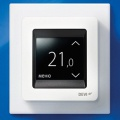 Новый терморегулятор DEVIregTM Touch