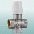 Thermoregulatory RBM valve