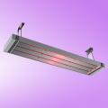 Система инфракрасного отопления на заводе «Универсалмаш»