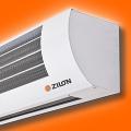 модельный ряд тепловых завес ZILON