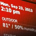Инновационный термостат от Honeywell