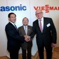 Panasonic и Viesmann