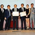 Ariston - первое место на Press&Outdoor Key Award 2013
