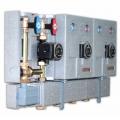 Модульные коллекторные системы GEFFEN в теплоизоляции