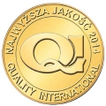 QUALITY INTERNATIONAL 2014