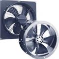 Осевые вентиляторы ECW/ECR
