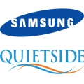 Samsung Electronics купила Quietside