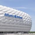 Вентиляция Wolter на стадионе Allianz Arena в Мюнхене