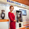 Представительству NAVIEN в России – 1 год: итоги работы