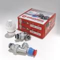 Расширение модельного ряда комплектов радиаторных клапанов Giacomini