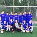 Компания Navien стала спонсором команды по мини-футболу