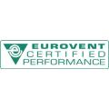 Мультизональные системы GENERAL сертификат Eurovent
