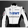 «BWT» – новый спонсор команды гонщиков Mercedes-AMG DTM