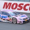 Российский этап чемпионата DTM прошел с участием нового спонсора