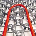 SPIDER - новая система подложки для систем водяного напольного отопления
