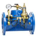 Первое в России производство мембранных регуляторов давления воды 'после себя'
