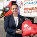 Первый совместный День донора LG и ОРКК