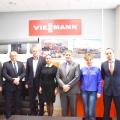 Открытие монобрендового шоу-рума Viessmann