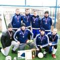 Компания Navien продолжит поддерживать команду 'NAVIEN' Барнаул по мини-футболу