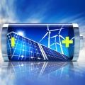 Накопительные батареи для ФВ станций промышленного масштаба