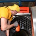Химическая чистка котла Vitoplex 100 SX1 620 кВт