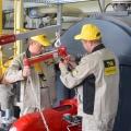 Механизированная чистка котла Vitomax 100 2,9 МВт