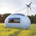 Экокапсула: маленький «зеленый» дом