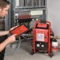 Отчет по промывке систем отопления и водоснабжения