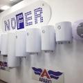 NOFER начала поставки водонагревателей APARICI