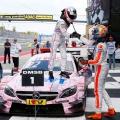 BWT и команда Mercedes-AMG на гонках DTM 2016!
