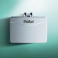 Vaillant miniVED 2 – Новое поколение электрических проточных водонагревателей
