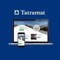 Новый сайт Tatramat.