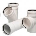 Особенности систем канализации и водоотведения Uponor