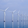 Специалисты нефтегазовой отрасли строят морские ветропарки в США