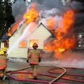 Тепловой насос стал причиной пожара