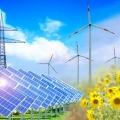Минэнерго РФ объявило о конкурсе про-ектов солнечной и ветровой энергетики