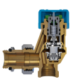 Термостатический клапан AutoSar от COMAP