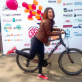 Благотворительный велозаезд состоялся